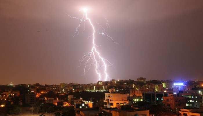 Weather Update: बिहार के 7 जिलों में बारिश-वज्रपात को लेकर ALERT जारी