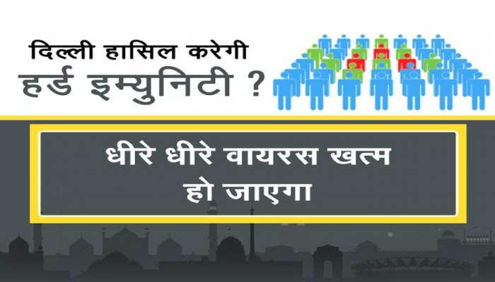 delhi serological survey report herd immunity