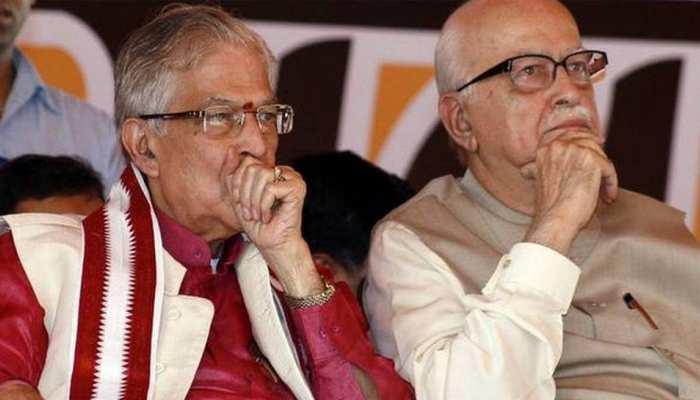 बाबरी विध्वंस मामले में आज BJP के वरिष्ठ नेता लाल कृष्ण आडवाणी का बयान होगा दर्ज