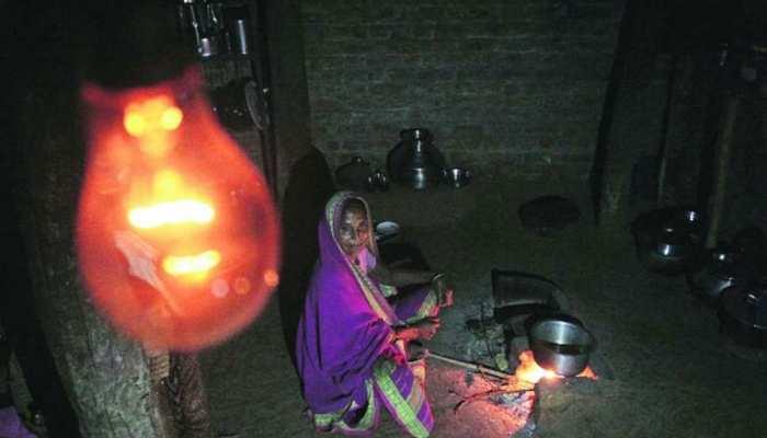 आजादी के 73 साल बाद इस गांव में पहली बार पहुंची बिजली, लोगों ने मनाई दिवाली