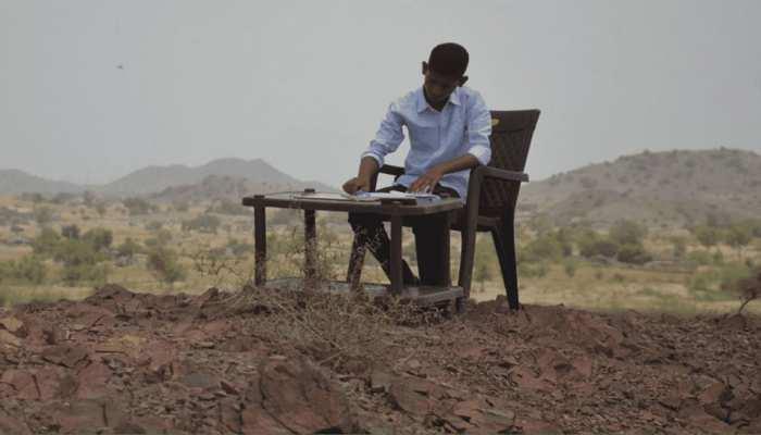 कमजोर नेटवर्क का हरीश ने ऐसे निकाला तोड़, अब सोशल मीडिया पर हो रही तारीफ