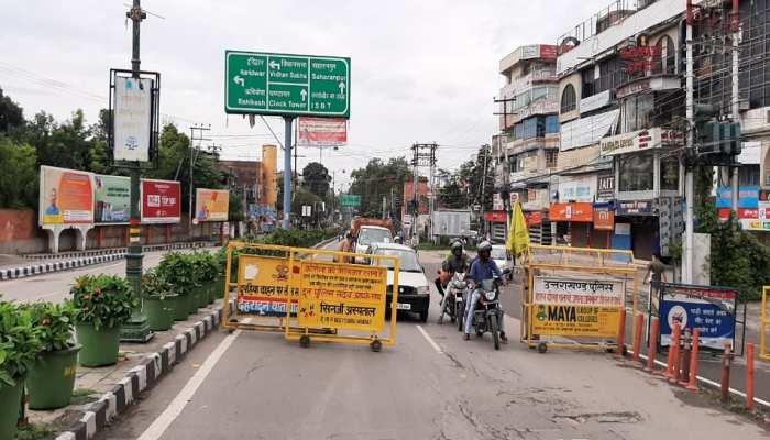 उत्तराखंड: कोरोना संक्रमण के चलते 4 जिलों में 2 दिन के लिए Lockdown
