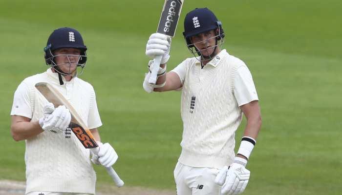 ENG vs WI: वेस्टइंडीज के खिलाफ इंग्लैंड की पकड़ मजबूत, ब्रॉड का ऑलराउंड प्रदर्शन