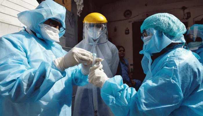 Coronavirus: 24 घंटों में आए 50 हज़ार के करीब रिकॉर्ड मामले, 705 लोगों की हुई मौत