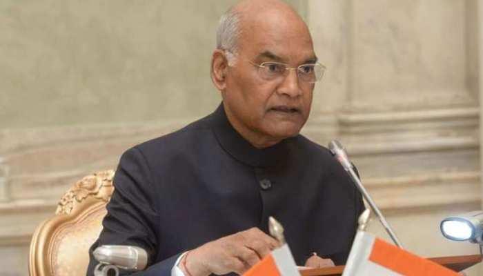 राजस्थान के सियासी संकट को लेकर गहलोत ने राष्ट्रपति तक पहुंचाई अपनी बात, बोले...