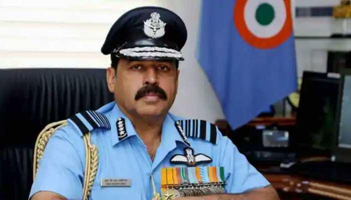 रफाल को रिसीव करेंगे IAF चीफ, लैडिंग एयरबेस पर बढ़ी सुरक्षा