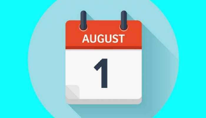 1 अगस्त से होने जा रहे हैं ये 6 बड़े बदलाव, यहां जानें कैसे पड़ेगा आपकी जिंदगी पर असर