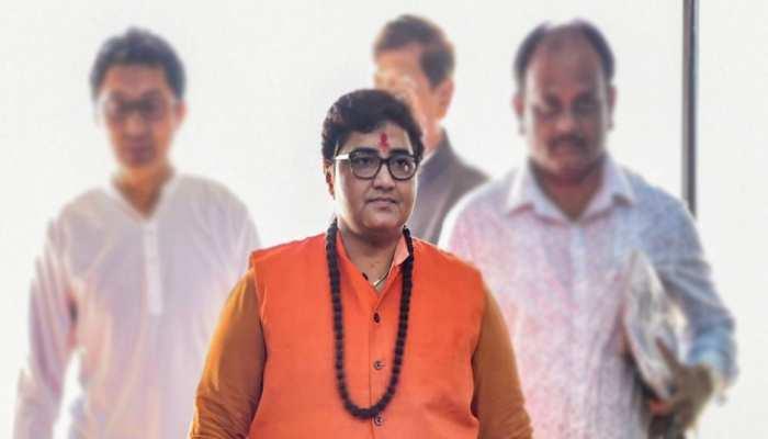 साध्वी प्रज्ञा को इस बार फोन कॉल पर मिली धमकी, धमकाने वाले ने BJP नेताओं के लिए भी कहे अपशब्द