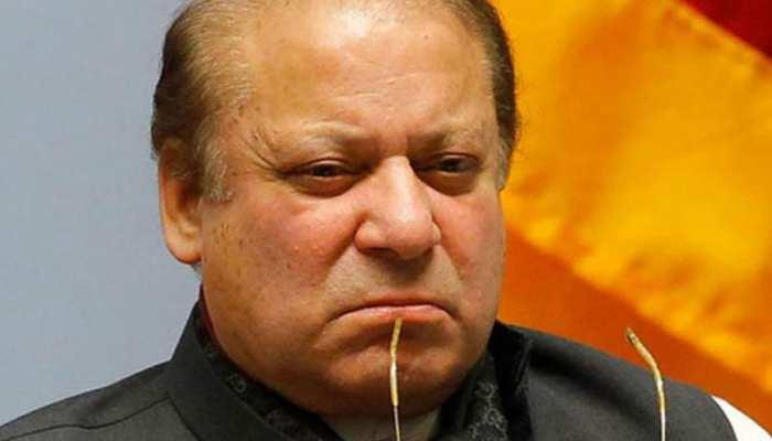 भ्रष्टाचार केमामले में कोर्ट में है पेशी, नवाज ने कहा, 'नहीं आ सकता पाकिस्तान'