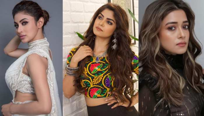 These five Bengali actress rocks on tv shows