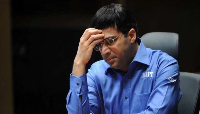 Legends of Chess में विश्वनाथन आनंद की 8वीं हार, यूक्रेन के इस खिलाड़ी ने दी मात