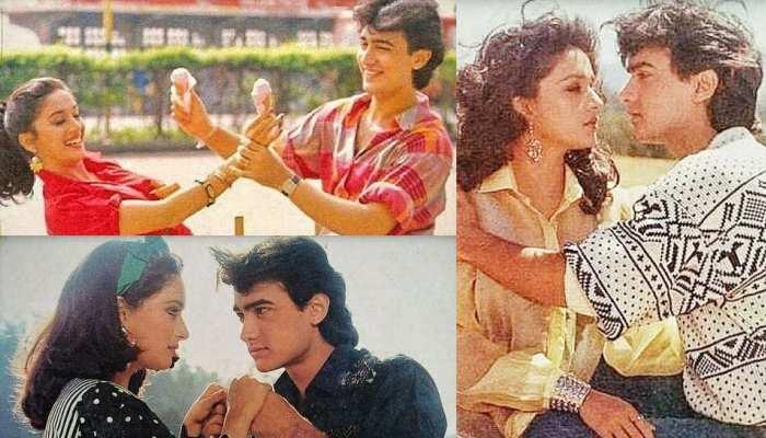 अपनी इस फिल्म के बारे में बात करने से क्यों बचते रहते हैं आमिर और माधुरी!