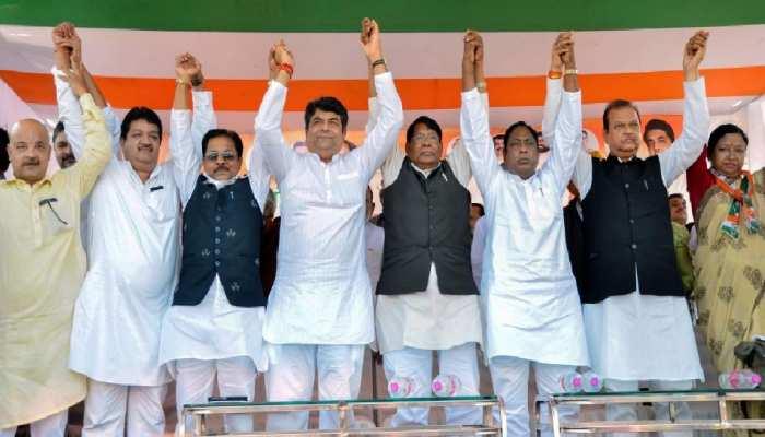 झारखंड कांग्रेस में भी उठने लगे बगावत के सुर, दिल्ली में पार्टी आलाकमान से मिलने को बेताब 9 MLA