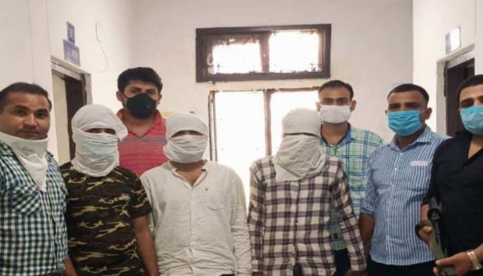 करीबी ही निकला DU के एग्जामिनर के घर में हुई डकैती का मुख्य आरोपी, 3 गिरफ्तार