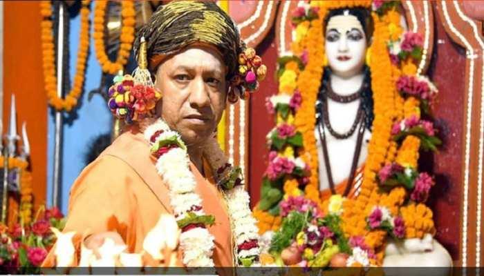 राम मंदिर भूमिपूजन से पहले सीएम योगी हुए भावुक, लिखा 'यह युग रामराज्य का है'