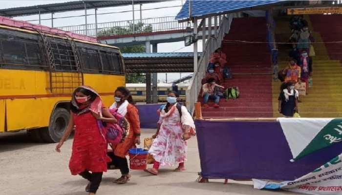 नाबालिग बच्चियों को अवैध रूप से तमिलनाडु ले जा रही कंपनियां, पूर्व MLA ने किया भंडाफोड़