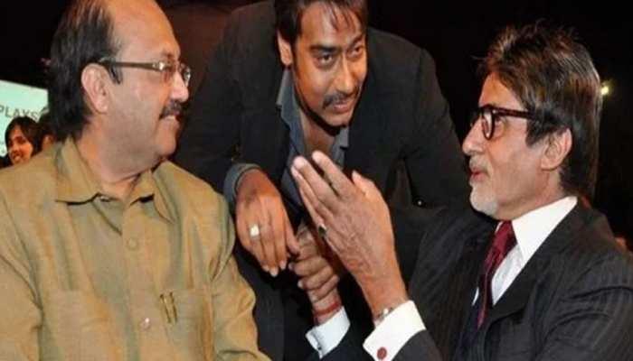 अमर सिंह: तेरे जैसा यार कहां... एक ऐसे नेता जिनके मित्र सियासत से सिनेमा तक थे