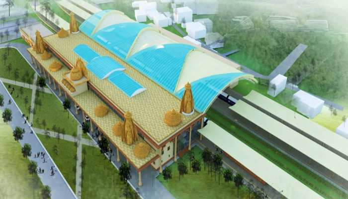 ayodhya railway station makeover india railways ram mandir