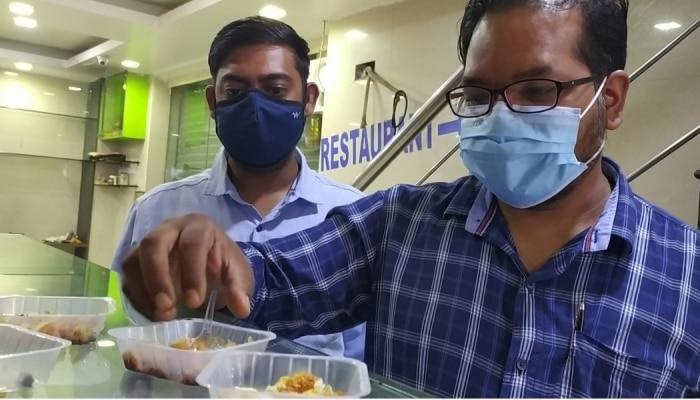 झारखंड: मिठाईयों में मिलावट को लेकर प्रशासन सतर्क, दुकानों में शुरू की छापेमारी