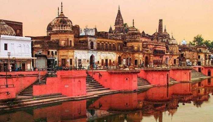 अयोध्या में गणेश स्तुति से हुआ रामकाज का शुभारंभ, मंदिर निर्माण तक होगा 1.25 लाख बार शंखनाद