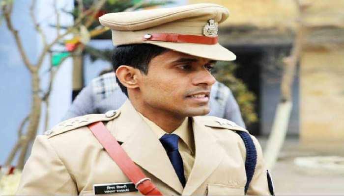 सुशांत मामला: बिहार IPS विनय तिवारी के क्वारंटाइन को लेकर BMC ने कहा...