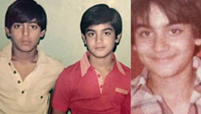 Arbaaz Khan childhood pictures went viral