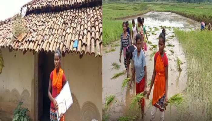 विदेशों में लड़ी कुश्ती, चला चुकी हैं तीर, अब कर्ज चुकाने के लिए खेतों में काम कर रही हैं नेहा कुजूर