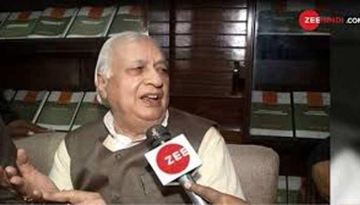 श्री राम विरोधी सोच पर ध्यान देने की जरूरत नहीं, मंदिर सभ्यता का जश्न: आरिफ मोहम्मद खान