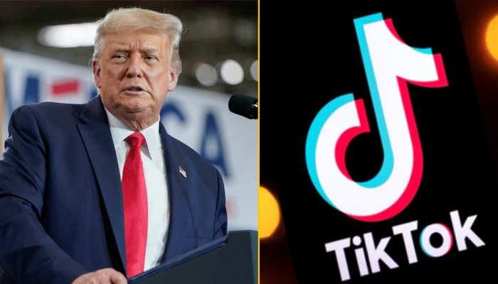 अमेरिका में भी लगी TikTok पर पाबंदी, हिंदुस्तान के फैसले का किया ज़िक्र