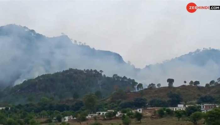 पाकिस्तान ने LoC पर तोड़ा सीजफायर, नौगाम सेक्टर में मोर्टार दागे; 3 आम नागरिक घायल