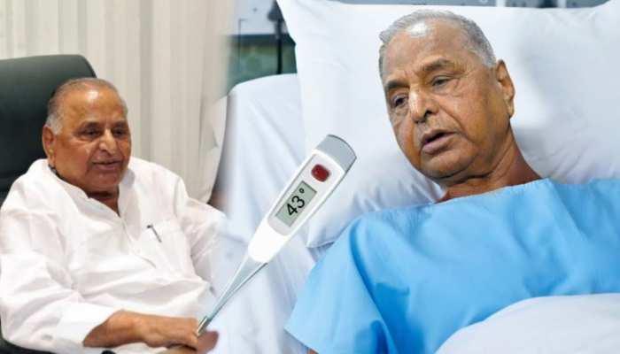 तबीयत बिगड़ी तो अस्पताल में भर्ती हुए मुलायम सिंह यादव