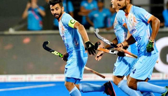 भारतीय हॉकी कप्तान मनप्रीत सिंह कोरोना संक्रमित, साथी चार खिलाड़ी भी पॉजिटिव