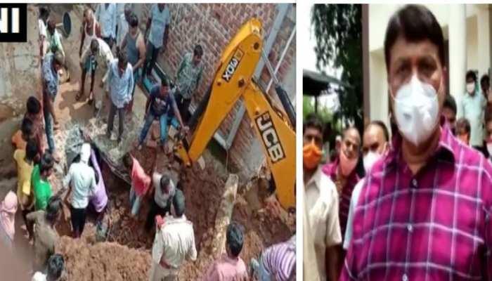 देवघरः सेप्टिक टैंक साफ करने उतरे थे और जिंदगी से हाथ धो बैठे छह लोग
