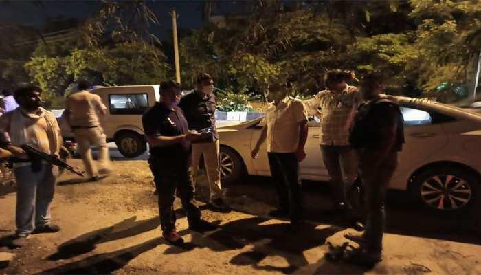 दिल्ली:स्पेशल सेल की गोली से घायल हुआ मेवाती गैंग का बदमाश अरशद, निशाने पर थे ATM
