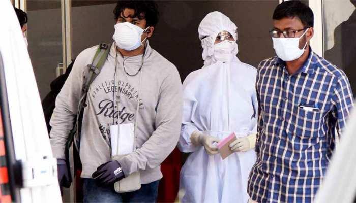 कोटा में बढ़ी कोरोना की रफ्तार, 147 नए मामलों के बाद संक्रमितों का आंकड़ा हुआ 2803
