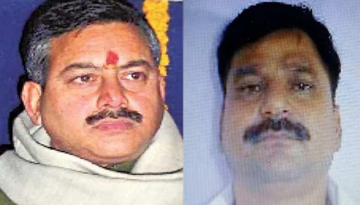 हनुमान पांडेय ने ही हत्या के बाद काटी थी कृष्णानंद राय की चोटी, BJP विधायक पर बरसाई गई थीं 400 राउंड गोलियां