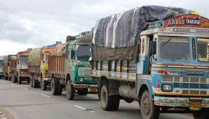 MP: आज से 12 अगस्त तक माल ढुलाई परिवहन सेवा रहेगी ठप्प, जानें वजह
