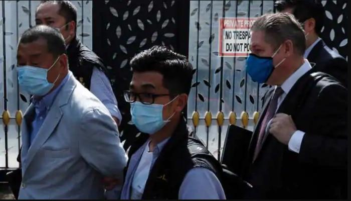 नए सुरक्षा कानून के बहाने चीन का 'अत्याचार'! हांगकांग के मीडिया टाइकून को किया गिरफ्तार