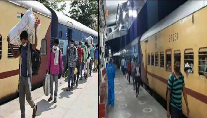 बिहार: समस्तीपुर से बड़ी संख्या में वापस लौट रहे प्रवासी मजदूर, रोजगार ने किया मजबूर
