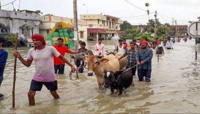 बिहार में बाढ़ से त्राहिमाम, 24 लोगों की हो चुकी है मौत, 16 जिले प्रभावित