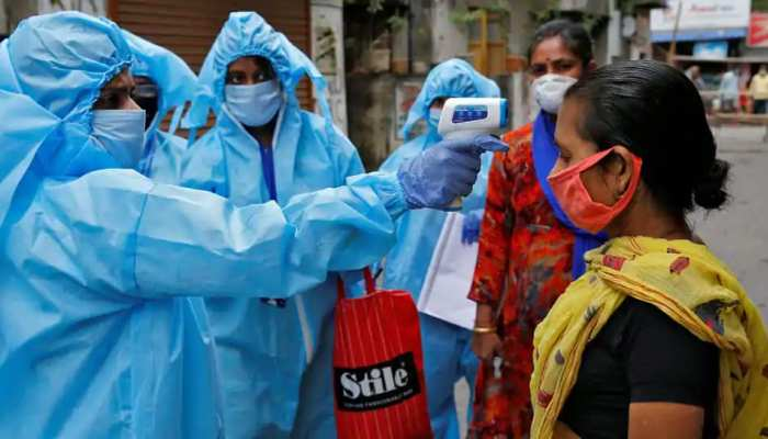 Coronavirus: 24 घंटों में सामने आए 53 हज़ार से ज्यादा मरीज़, 871 लोगों की हुई मौत