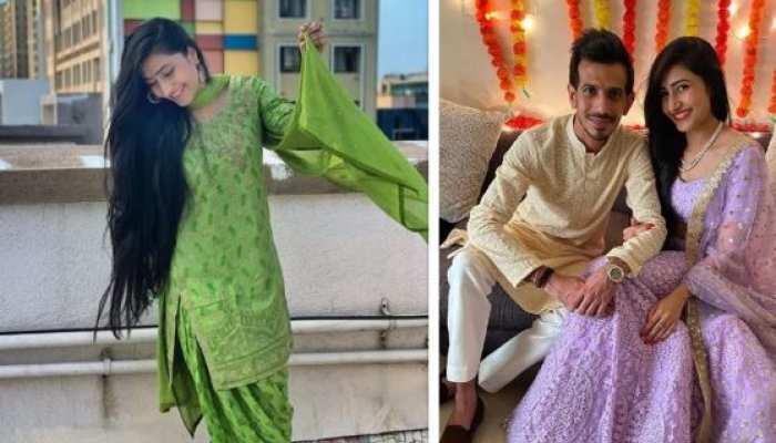 chahal engaged with you tuber dhanshree verma
