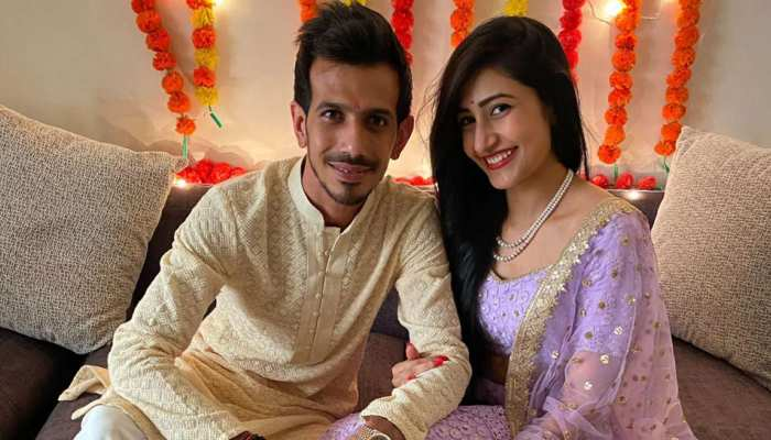 Yuzvendra Chahal fiancee Dhanashree Verma is a doctor, choreographer and a Youtuber