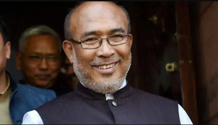 मणिपुर में कांग्रेस को झटका , छह विधायकों ने दिया इस्तीफा