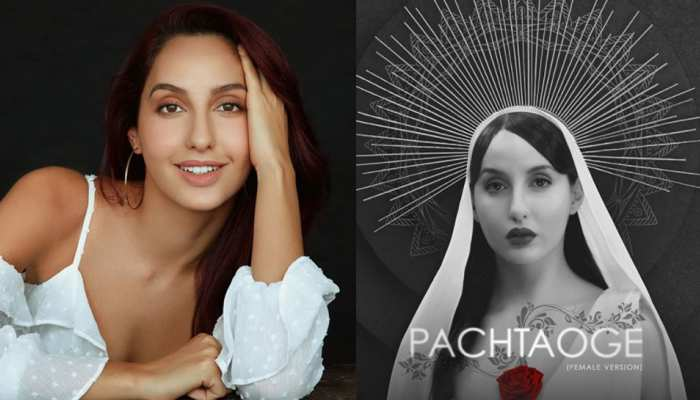 Nora Fatehi's look continues with female version of Pachhtaoge Song