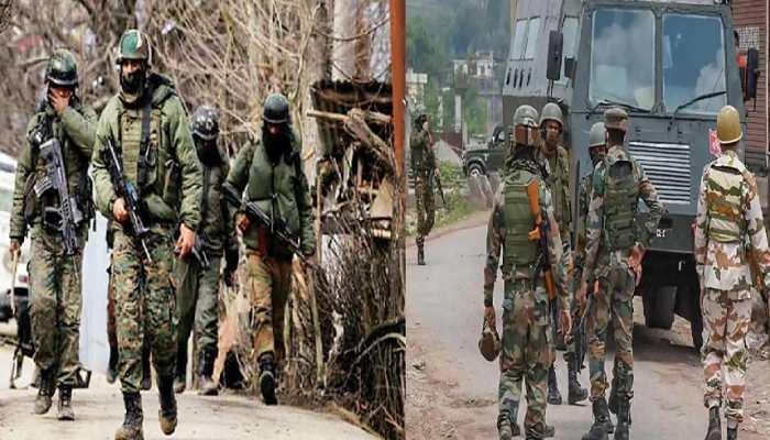 जम्मू कश्मीर के कुपवाड़ा में सुरक्षाबलों ने दबोचे तीन संदिग्ध आतंकवादी