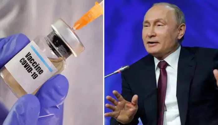 रूस ने बनाई दुनिया की पहली कोरोना वैक्सीन, पुतिन की बेटी पर भी किया गया टेस्ट