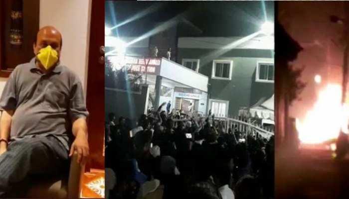 #bangaloreriots: ହିଂସାକାଣ୍ଡ ଘଟଣାରେ ୧୧୦ ଗିରଫ, ୩ ମୃତ