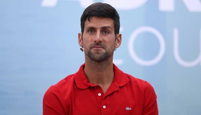 दुनिया के नंबर-1 टेनिस प्लेयर जोकोविच ने किया इस बड़े टूर्नामेंट में खेलने का फैसला