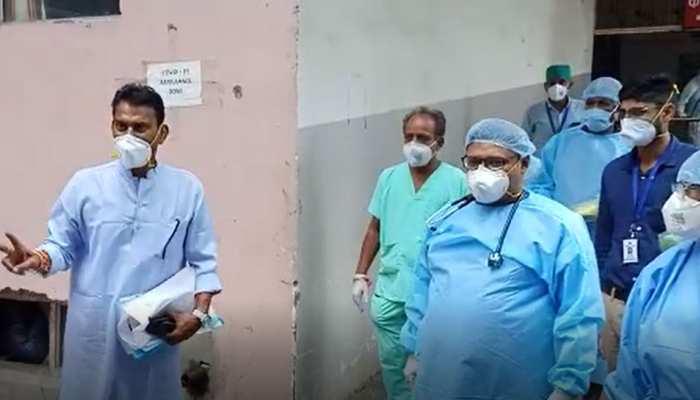CM शिवराज के बाद मंत्री तुलसी सिलावट ने जीती कोरोना से जंग, स्वास्थ्यकर्मियों का जताया आभार